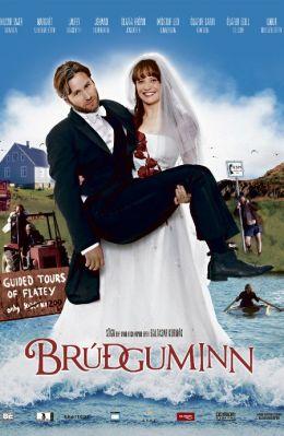 """Постер к фильму """"Свадьба белой ночью"""" /Brudguminn/ (2008)"""