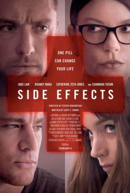 """Постер к фильму """"Побочный эффект"""" /Side Effects/ (2013)"""