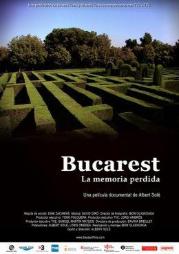 """Постер к фильму """"Бухарест, забытая память"""" /Bucarest, la memoria perduda/ (2008)"""