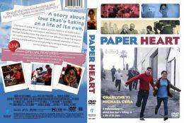 """Постер к фильму """"Бумажное сердце"""" /Paper Heart/ (2009)"""