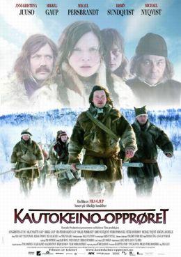 """Постер к фильму """"Бунт в Каутокейно"""" /Kautokeino-opproret/ (2008)"""