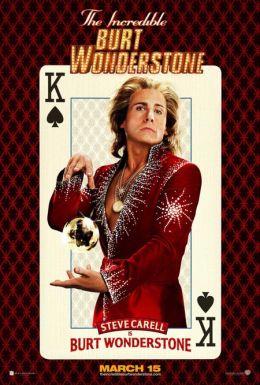 """Постер к фильму """"Невероятный Берт Уандерстоун"""" /The Incredible Burt Wonderstone/ (2013)"""