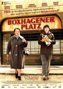 """Постер к фильму """"Берлин, Боксхагенер Платц"""" /Boxhagener Platz/ (2010)"""
