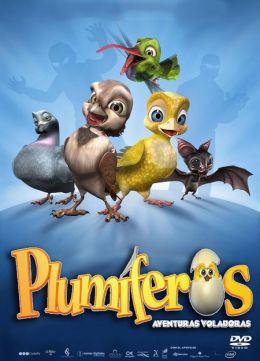 """Постер к фильму """"Бунт пернатых"""" /Plumiferos - Aventuras voladoras/ (2010)"""