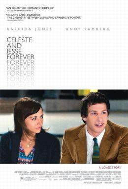 "Постер к фильму ""Селеста и Джесси навеки"" /Celeste and Jesse Forever/ (2012)"