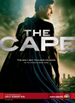 """Постер к фильму """"Плащ"""" /The Cape/ (2011)"""