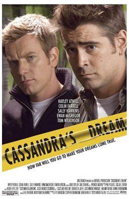 """Постер к фильму """"Мечта Кассандры"""" /Cassandra's Dream/ (2007)"""