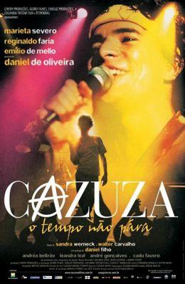 """Постер к фильму """"Казуза"""" /Cazuza - O Tempo Nao Para/ (2004)"""