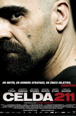 """Постер к фильму """"Камера 211. Зона"""" /Celda 211/ (2009)"""