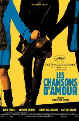 """Постер к фильму """"Все песни только о любви"""" /Les Chansons d'amour/ (2007)"""