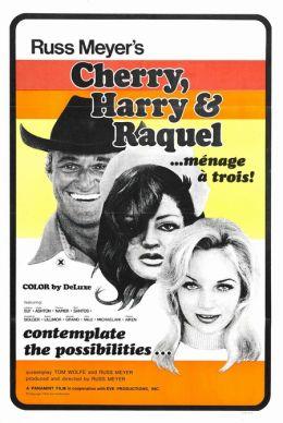 """Постер к фильму """"Черри, Гарри и Ракель!"""" /Cherry, Harry & Raquel!/ (1969)"""
