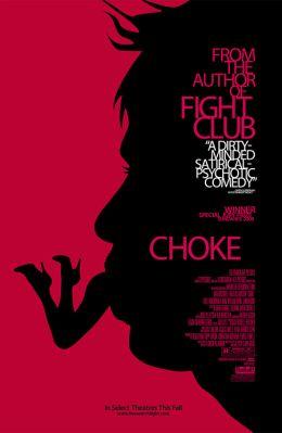 """Постер к фильму """"Удушье"""" /Choke/ (2008)"""