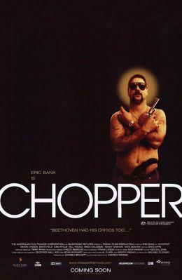 """Постер к фильму """"Взгляд изнутри"""" /Chopper/ (2000)"""