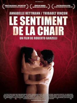 "Постер к фильму ""Чувство тела"" /Le sentiment de la chair/ (2010)"