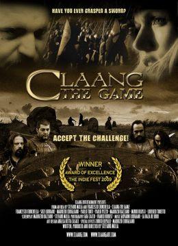 "Постер к фильму ""Клаанг"" /Claang the Game/ (2010)"