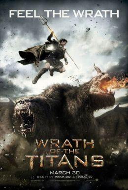 """Постер к фильму """"Гнев титанов"""" /Wrath of the Titans/ (2012)"""