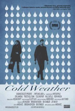 """Постер к фильму """"Холодная погода"""" /Cold Weather/ (2010)"""