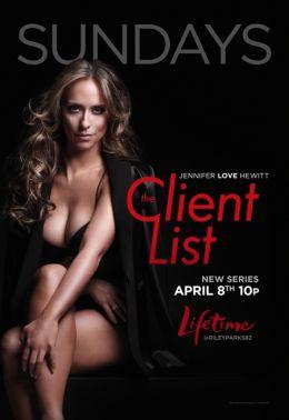 """Постер к фильму """"Список клиентов"""" /The Client List/ (2012)"""