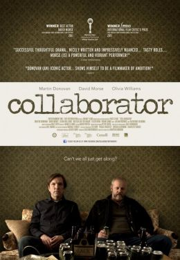 "Постер к фильму ""Сотрудник"" /Collaborator/ (2011)"