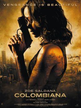 """Постер к фильму """"Коломбиана"""" /Colombiana/ (2011)"""
