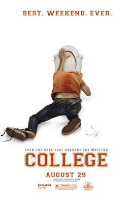 "Постер к фильму ""Колледж"" /College/ (2008)"