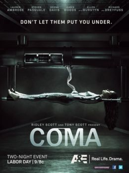 "Постер к фильму ""Кома"" /Coma/ (2012)"