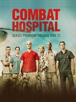 """Постер к фильму """"Военный госпиталь"""" /Combat Hospital/ (2011)"""
