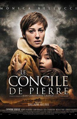 """Постер к фильму """"Братство камня"""" /Le Concile de pierre/ (2006)"""