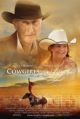 "Постер к фильму ""Cowgirls n' Angels"" /Cowgirls n' Angels/ (2012)"
