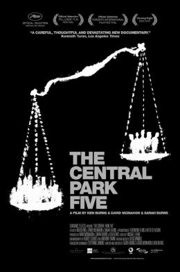 "Постер к фильму ""The Central Park Five"" /The Central Park Five/ (2012)"