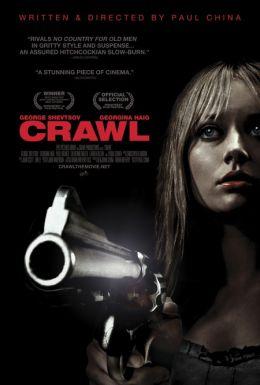 """Постер к фильму """"Crawl"""" /Crawl/ (2011)"""