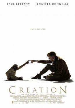 """Постер к фильму """"Происхождение"""" /Creation/ (2009)"""