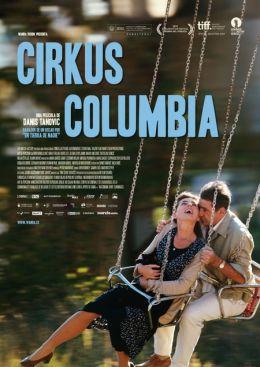 "Постер к фильму ""Цирк ""Колумбия"""" /Cirkus Columbia/ (2010)"