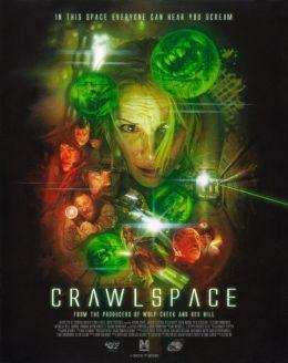"Постер к фильму ""Crawlspace"" /Crawlspace/ (2012)"