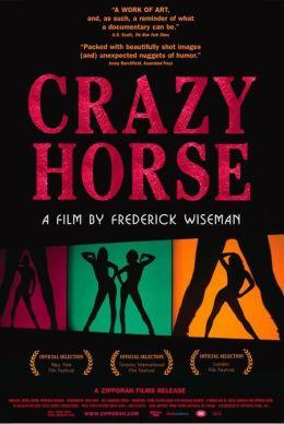 """Постер к фильму """"Crazy Horse"""" /Crazy Horse/ (2011)"""