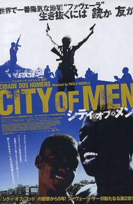 """Постер к фильму """"Город Бога 2"""" /Cidade dos Homens/ (2007)"""