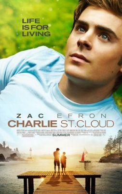 """Постер к фильму """"Двойная жизнь Чарли Сан-Клауда"""" /Charlie St. Cloud/ (2010)"""