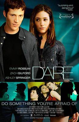 """Постер к фильму """"Вызов"""" /Dare/ (2009)"""