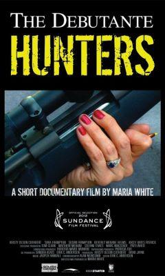 "Постер к фильму ""Охотники за дебютантками"" /The Debutante Hunters/ (2011)"