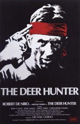 """Постер к фильму """"Охотник на оленей"""" /The Deer Hunter/ (1978)"""