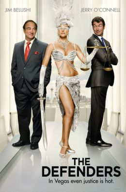 "Постер к фильму ""Фишки. Деньги. Адвокаты"" /The Defenders/ (2010)"