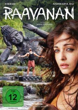 """Постер к фильму """"Демон"""" /Raavanan/ (2010)"""