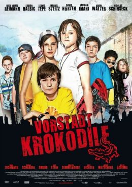 """Постер к фильму """"Деревенские крокодилы"""" /Vorstadtkrokodile/ (2009)"""