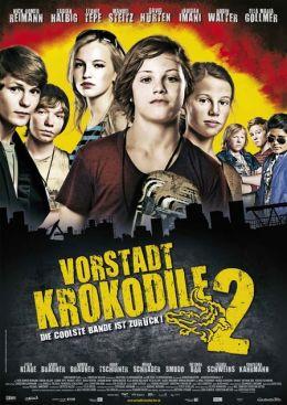 """Постер к фильму """"Деревенские крокодилы 2"""" /Vorstadtkrokodile 2/ (2010)"""