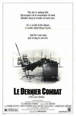 """Постер к фильму """"Последняя битва"""" /Le dernier combat/ (1983)"""