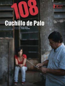 """Постер к фильму """"Деревянный нож"""" /Cuchillo de palo/ (2010)"""