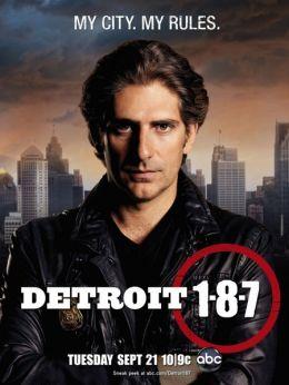 """Постер к фильму """"187 Детройт"""" /Detroit 1-8-7/ (2010)"""