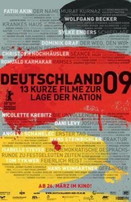 """Постер к фильму """"Германия 09"""" /Deutschland 09 - 13 kurze Filme zur Lage der Nation/ (2009)"""