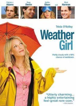 """Постер к фильму """"Девушка из прогноза погоды"""" /Weather Girl/ (2009)"""