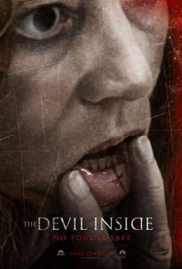 """Постер к фильму """"Одержимая"""" /The Devil Inside/ (2012)"""